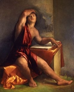Allegory of Learning | Dosso Dossi | Oil Painting