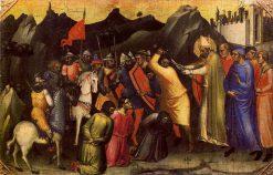 Saint Nicholas Saves Three Innocent Men | Mariotto di Nardo | Oil Painting