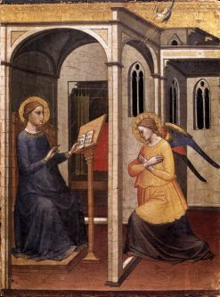 The Annunciation | Mariotto di Nardo | Oil Painting