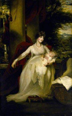 Lady Caroline Capel née Paget