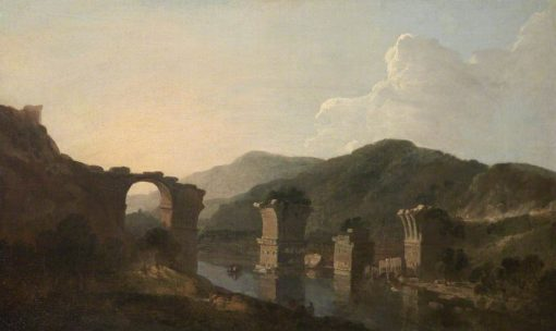 Bridge at Narni | Richard Wilson