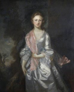 Mrs Elizabeth Hamar | Sir Joshua Reynolds | Oil Painting