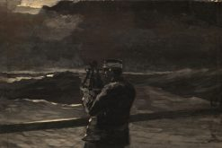 Taking an Observation | Winslow Homer | Oil Painting