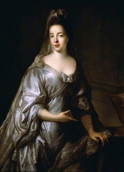 Lady Lucy Herbert (1668-1744) | Francois de Troy | Oil Painting