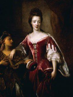 Lady Mary Herbert (1659-1744/1745)