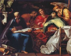 The Four Evangelists | Abraham Bloemaert | Oil Painting