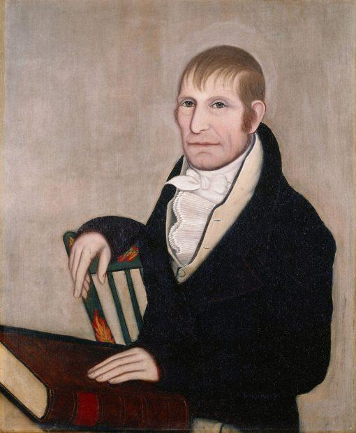 Mr. Goodrich of Hancock