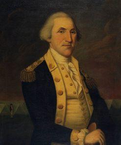 George Washington | Charles Peale Polk | Oil Painting