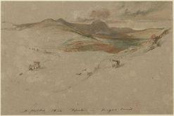 Landscape: Magnus Muir | David Wilkie | Oil Painting