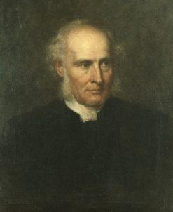 James McCosh (1811-1894) | Eastman Johnson | Oil Painting