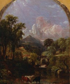 Morning | Jasper Francis Cropsey | Oil Painting
