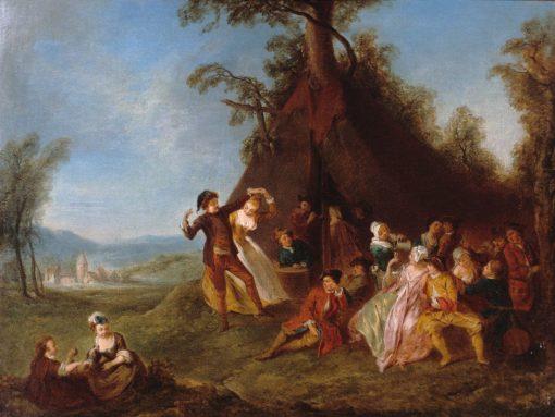 Réjouissances de Soldats | Jean Baptiste Pater | Oil Painting