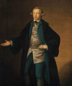 James McCulloch (1756-1836)   Matthew Pratt   Oil Painting