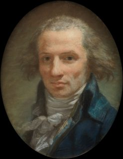 Nicolas Perchet | Pierre Paul Prud'hon | Oil Painting