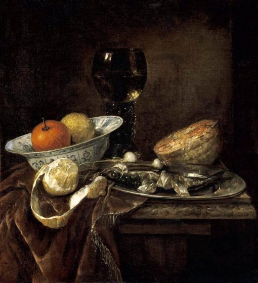 Still Life | Abraham van Beyeren | Oil Painting