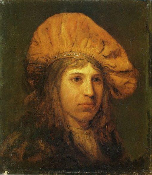 Portrait of a Young Man | Aert de Gelder | Oil Painting