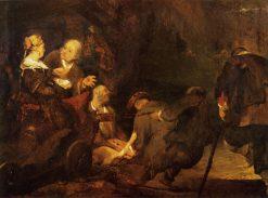 The Sick | Aert de Gelder | Oil Painting