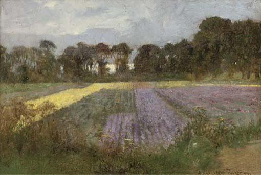 Summer Meadows | Albert Chevallier Tayler | Oil Painting