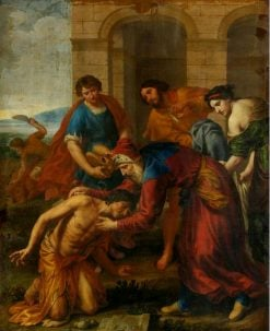 The Return of the Prodigal Son | Alessandro Turchi | Oil Painting