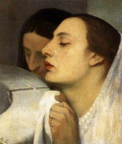 Communion | Alphonse Legros | Oil Painting