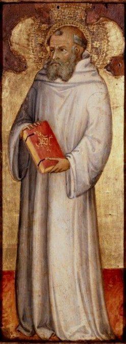 Saint Benedict | Andrea di Bartolo | Oil Painting