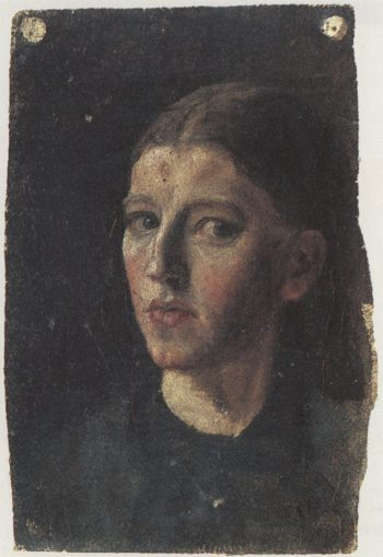 Self-Portrait | Anna Ancher | Oil Painting