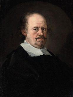 Portrait of a Gentleman   Bartholomeus van der Helst   Oil Painting