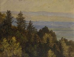 Landscape | Carl Gustav Carus | Oil Painting