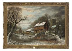 Winter in Littleham