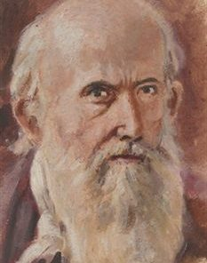 Self-Portrait | Conrad Wise Chapman | Oil Painting
