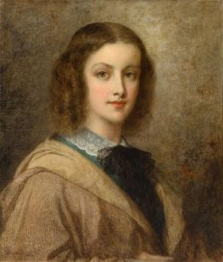 Portrait of Princess Marie of Holland