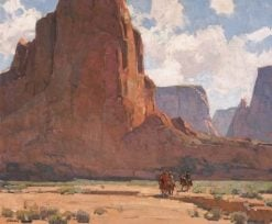 Canyon de Chelly | Edgar Alwyn Payne | Oil Painting