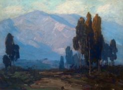 California Landscape | Edgar Alwyn Payne | Oil Painting