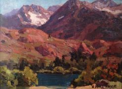 High Sierras | Edgar Alwyn Payne | Oil Painting