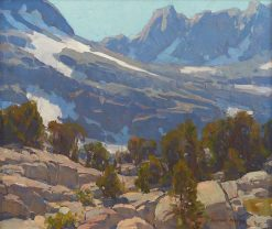 High Sierra | Edgar Alwyn Payne | Oil Painting