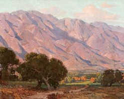Hills of Altadena | Edgar Alwyn Payne | Oil Painting