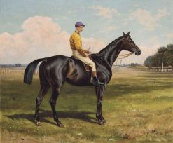 Kilwarlin with Jack Robinson up | Edmund Havell the Younger | Oil Painting
