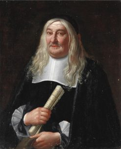 Portrait of a Musician(also known as Ritratto di musico) | Evaristo Baschenis | Oil Painting