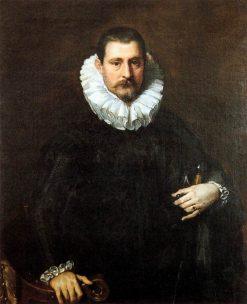 Portrait of Ippolito della Rovere | Federico Barocci | Oil Painting