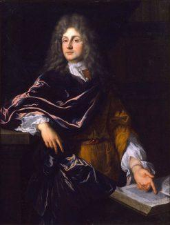 Portrait of an Elegant Man | Francois de Troy | Oil Painting