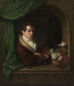 Self-Portrait   Franz Ludwig Catel   Oil Painting
