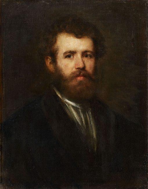 Bruders Ludwig Lenbach | Franz von Lenbach | Oil Painting