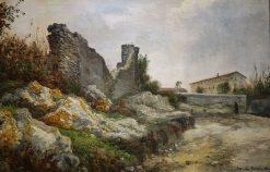 The Ruins (near St. Paul's