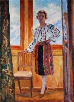 Duduja | Giovanni Giacometti | Oil Painting