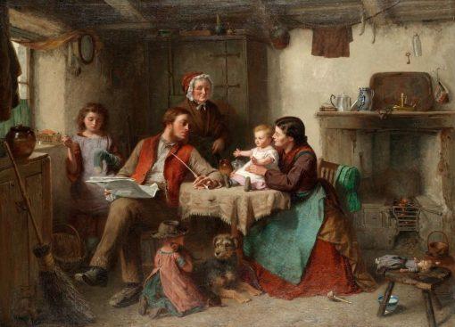 Home | Haynes King | Oil Painting