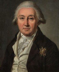 Jean Louis de Lubersac | Henri Nicolas van Gorp | Oil Painting