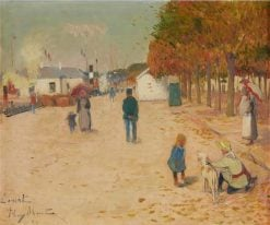 Lorient | Henry Moret | Oil Painting