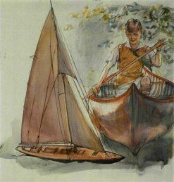 John Aspinwal Roosevelt | Henry Patrick Raleigh | Oil Painting