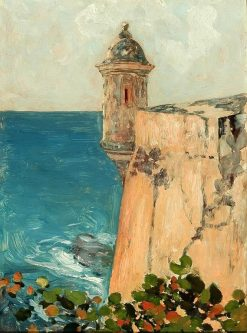 Puerto Rico | Hermann Dudley Murphy | Oil Painting