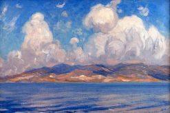 Monadnock | Hermann Dudley Murphy | Oil Painting